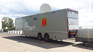 Mobile Communication Center